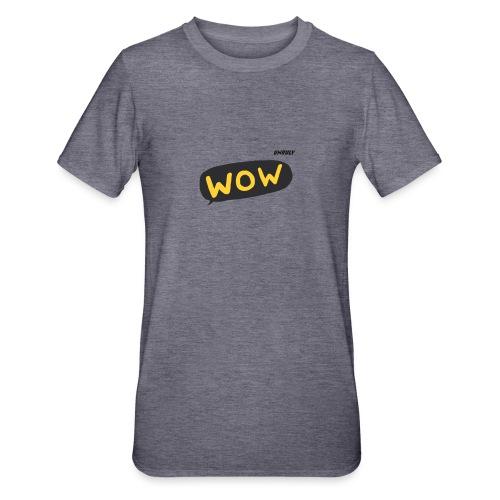 WoW Shirt - Unisex Polycotton T-Shirt