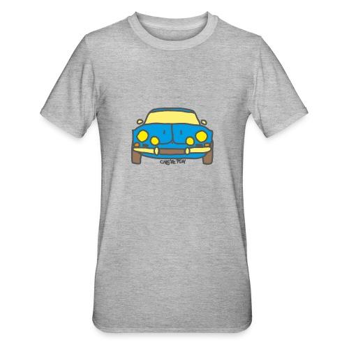 Voiture ancienne mythique française - T-shirt polycoton Unisexe