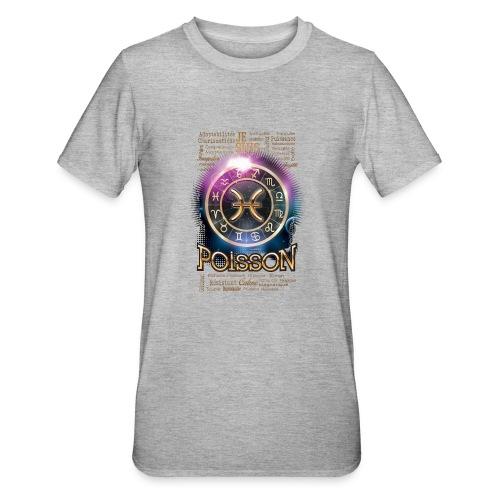 POISSONS - T-shirt polycoton Unisexe