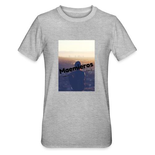 garciavlogs - Camiseta en polialgodón unisex