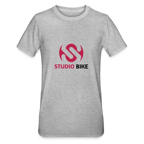 Studio Bike R & B - Unisex Polycotton T-Shirt