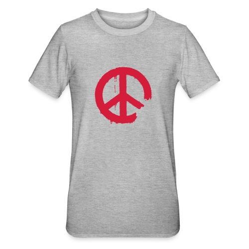 PEACE - Unisex Polycotton T-Shirt