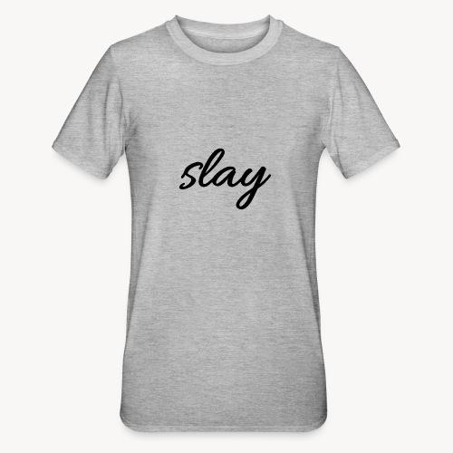 SLAY - Unisex polypuuvilla-t-paita