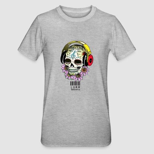 smiling_skull - Unisex Polycotton T-Shirt
