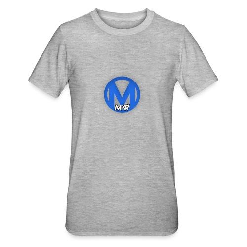 MWVIDEOS KLEDING - Unisex Polycotton T-shirt