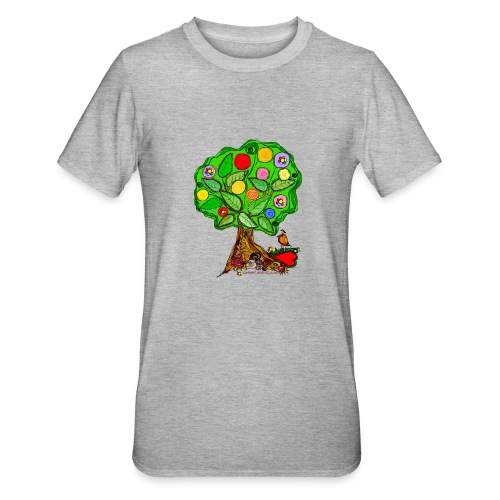 LebensBaum - Unisex Polycotton T-Shirt