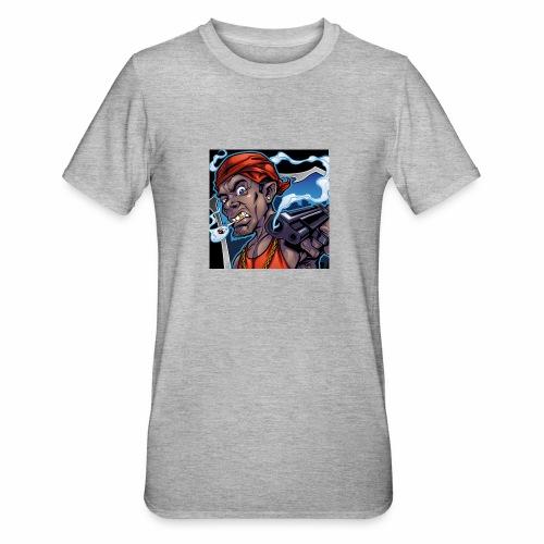 Crooks Graphic thumbnail image - T-shirt polycoton Unisexe