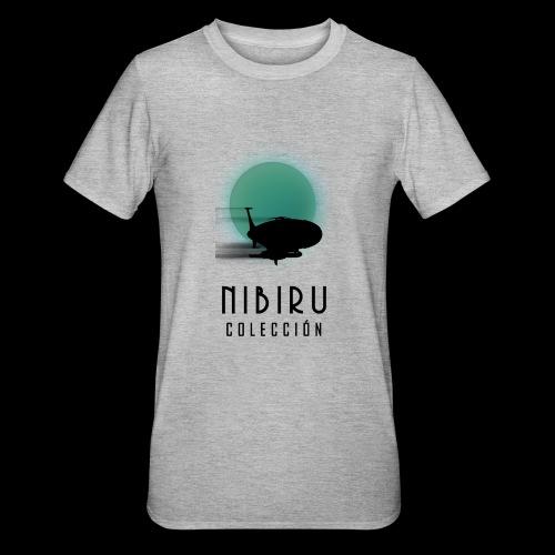 NibiruLogo - Camiseta en polialgodón unisex