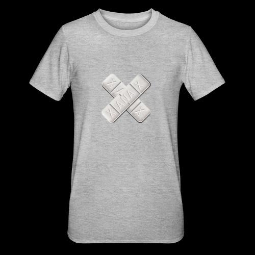Xanax X Logo - Unisex Polycotton T-Shirt
