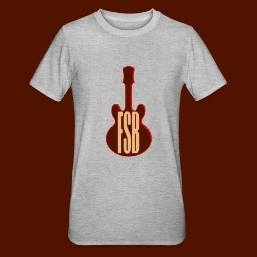 FSB Guitar Logo - Unisex Polycotton T-Shirt