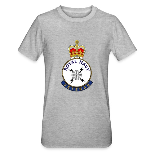 RN Vet RP - Unisex Polycotton T-Shirt