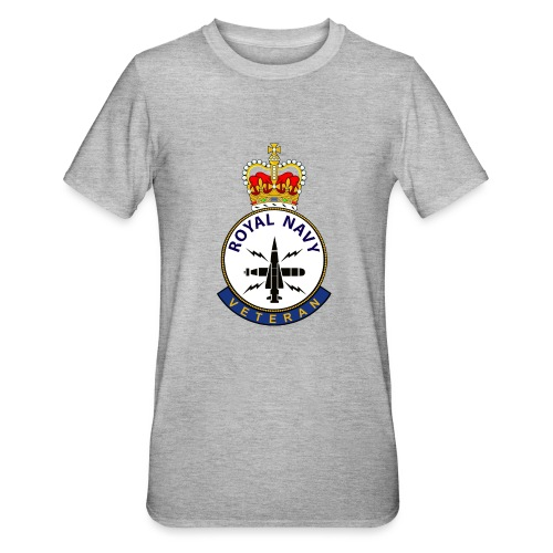 RN Vet OM - Unisex Polycotton T-Shirt