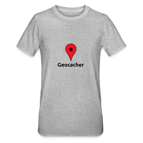 Geocacher - Unisex Polycotton T-Shirt