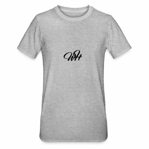 Basic logo - Unisex polycotton T-shirt