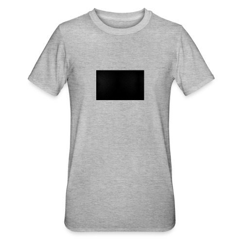 Fond Noir - T-shirt polycoton Unisexe