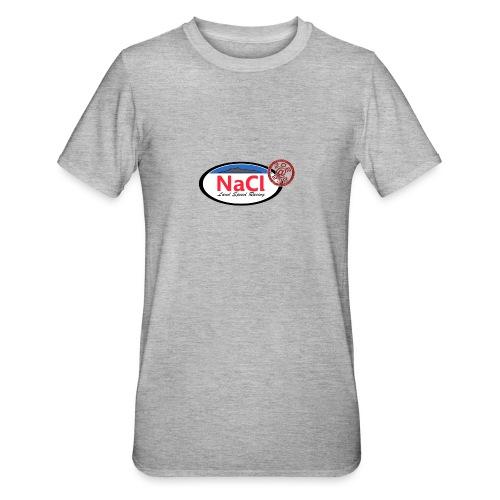 Logo NaCl - T-shirt polycoton Unisexe