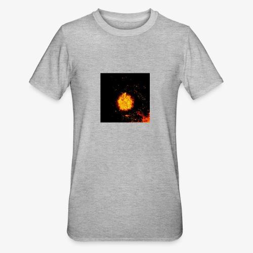 FIRE BEAST - Unisex Polycotton T-shirt