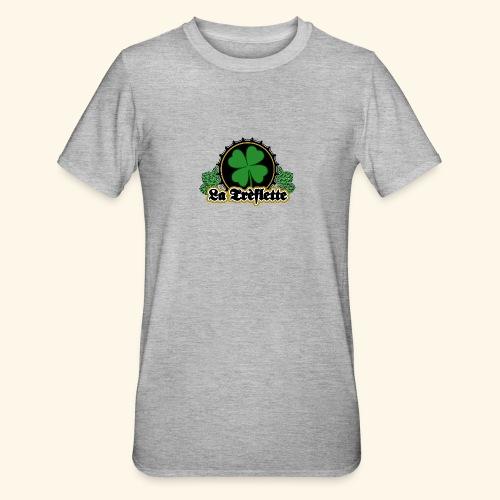 La Trèflette V.2 - T-shirt polycoton Unisexe
