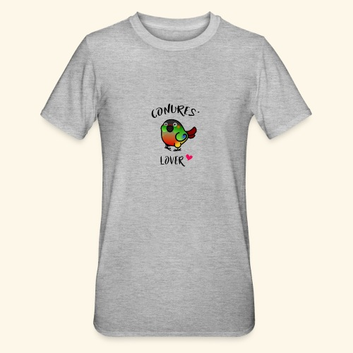 Conures' Lover: opaline - T-shirt polycoton Unisexe