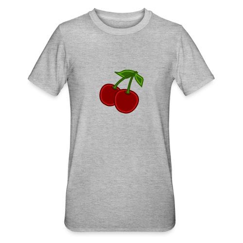 cherry - Koszulka unisex z polibawełny
