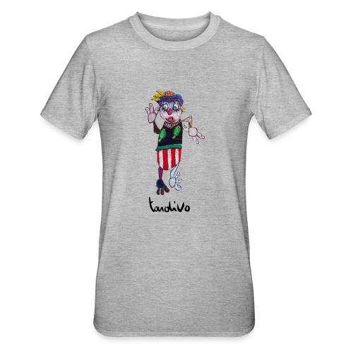Tardivo - T-shirt polycoton Unisexe