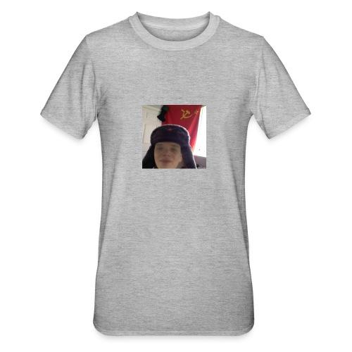 Kommunisti Saska - Unisex polypuuvilla-t-paita