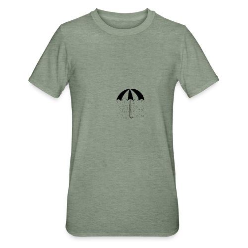 Umbrella - Maglietta unisex, mix cotone e poliestere