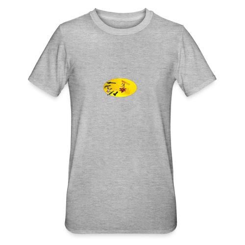 CROW MEME - Unisex Polycotton T-Shirt