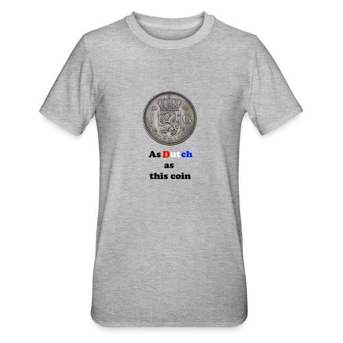 Hollandse Gulden - Unisex Polycotton T-shirt