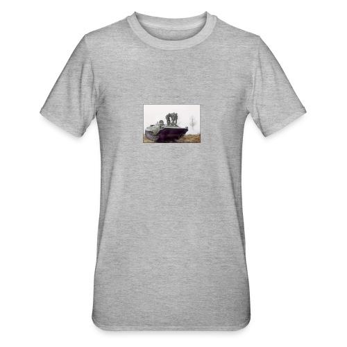 bwp2 - Koszulka unisex z polibawełny