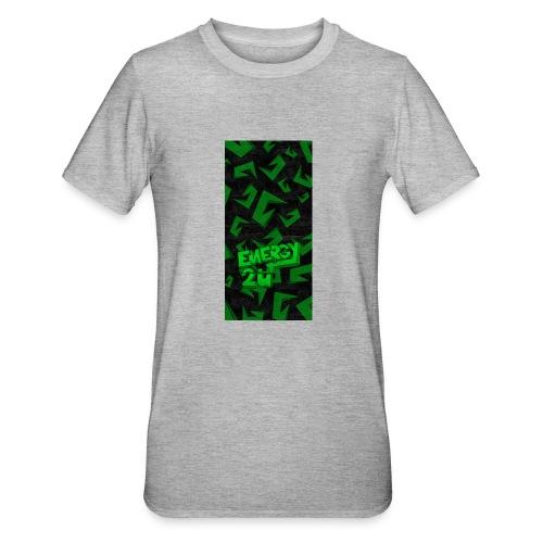hoesje - Unisex Polycotton T-shirt