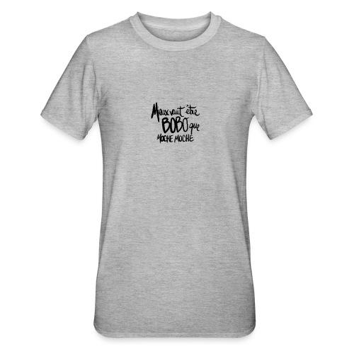 BOBO CHIC - T-shirt polycoton Unisexe