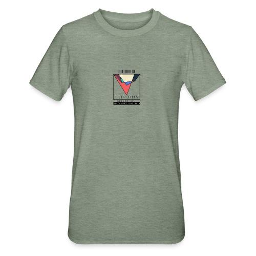 Flip Side Selection SW4 - Unisex Polycotton T-Shirt
