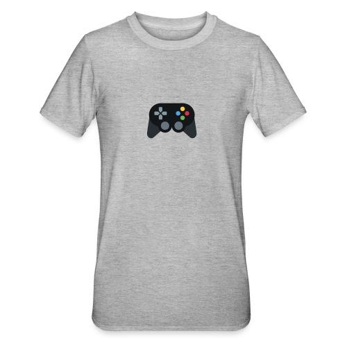 Spil Til Dig Controller Kollektionen - Unisex polycotton T-shirt