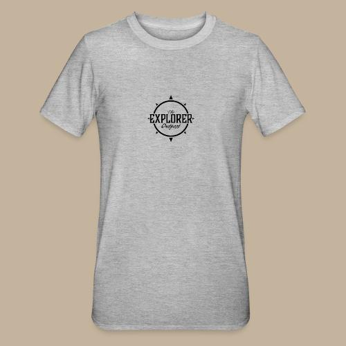 Black TEO Logo - Unisex Polycotton T-Shirt