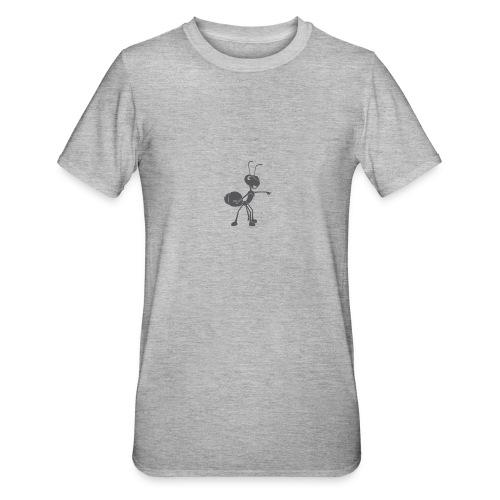 Mier wijzen - Unisex Polycotton T-shirt