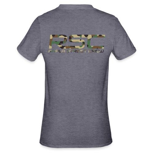 RSCcamo - Unisex Polycotton T-Shirt