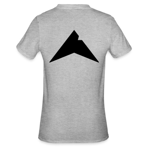 UP-CLAN Logo - Unisex Polycotton T-shirt