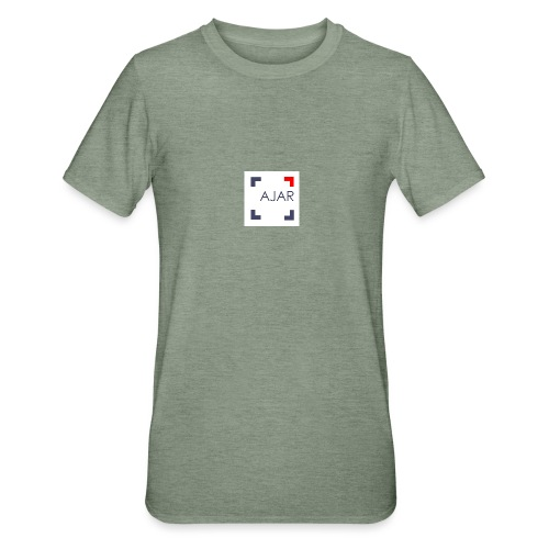AJAR Logo - T-shirt polycoton Unisexe