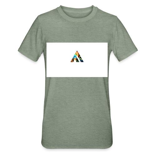 A - Unisex polycotton T-shirt