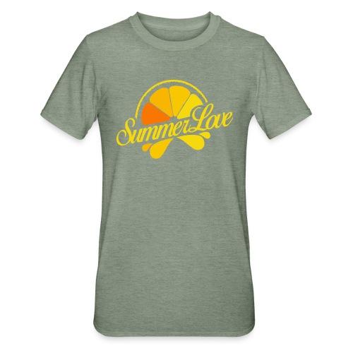 Logo Summer Love 06 - Unisex Polycotton T-shirt