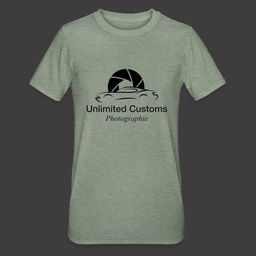 Logo schwarz4k - Unisex Polycotton T-Shirt