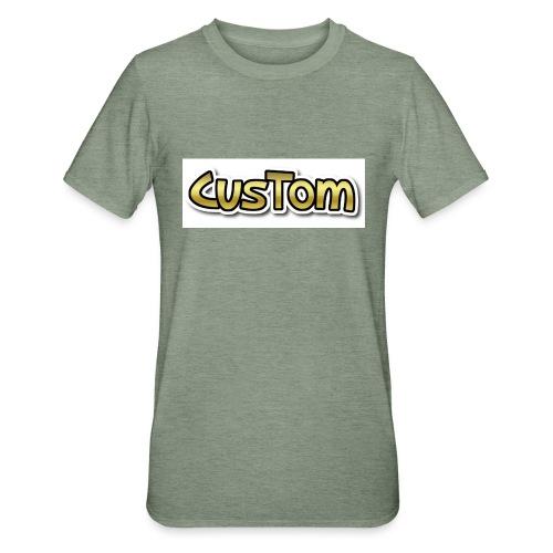 CusTom GOLD LIMETED EDITION - Unisex Polycotton T-shirt