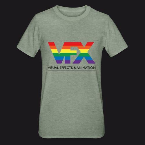 VFX pride - Unisex Polycotton T-Shirt