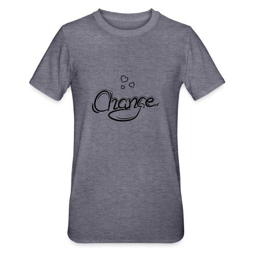 Änderung der Merch - Unisex Polycotton T-Shirt