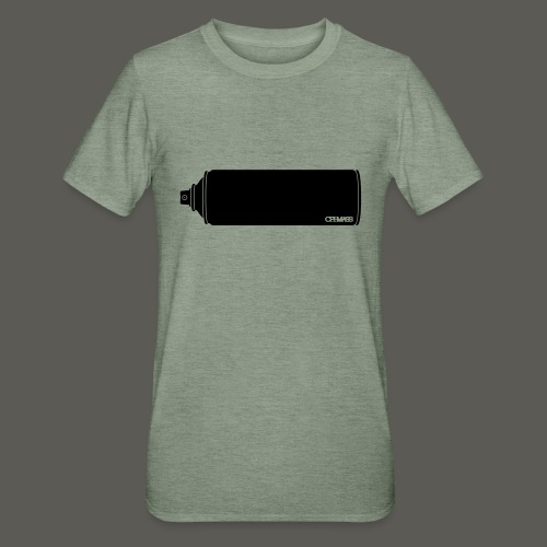 CPHMASS_LOGO_Can - Unisex polycotton T-shirt