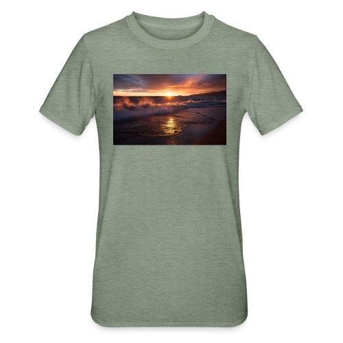 Magic sunset - Camiseta en polialgodón unisex