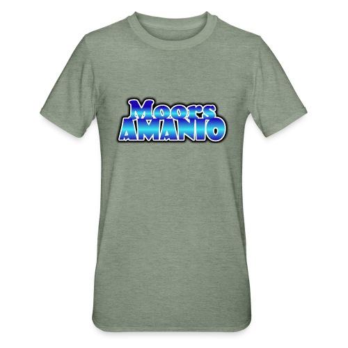 MoorsAmanioLogo - Unisex Polycotton T-shirt