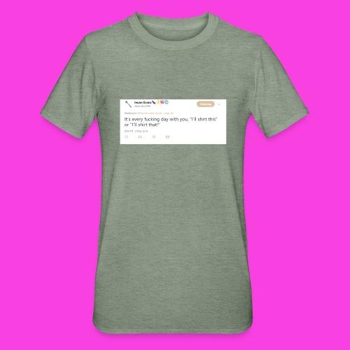 Ieuan Tweet - Unisex Polycotton T-Shirt
