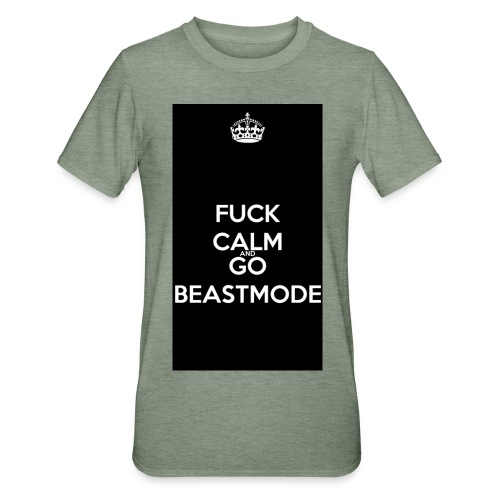 Go Beast-Mode - Unisex Polycotton T-Shirt